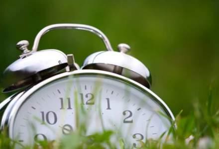 Comisia Europeana propune azi eliminarea trecerii la ora de vara