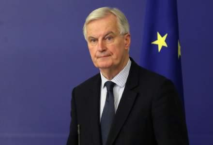 Michel Barnier se declara deschis unei scurte prelungiri a negocierilor cu Marea Britanie privind Brexit-ul