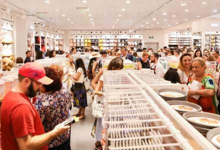 Primul magazin Miniso din 40 planuite, inaugurat la Bucuresti. In ce mall se afla?