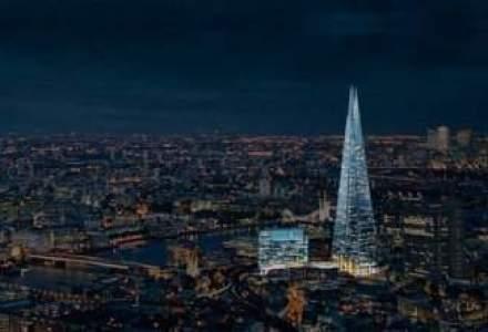 Cum arata The Shard, cea mai inalta cladire din Europa