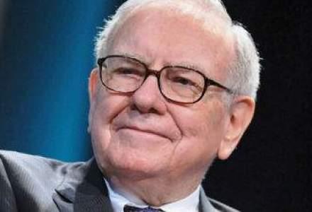 Warren Buffett a donat fundatiei lui Bill Gates actiuni de 1,5 mld. dolari