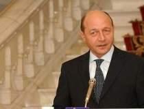 Traian Basescu a venit la...