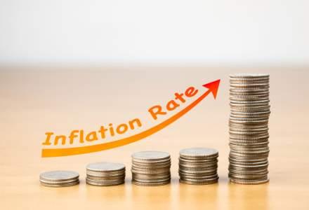 Euler Hermes: Inflatia din Romania, de 5,4% anual, generata de majorarea salariilor cu 12,7%