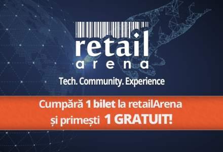 Promotie 1+1 gratuit pentru evenimentul anului in retail