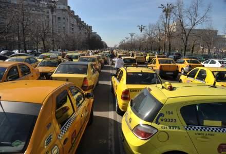 Regulamentul pentru serviciul de taxi, pe ordinea de zi a Consiliului General al Municipiului Bucuresti