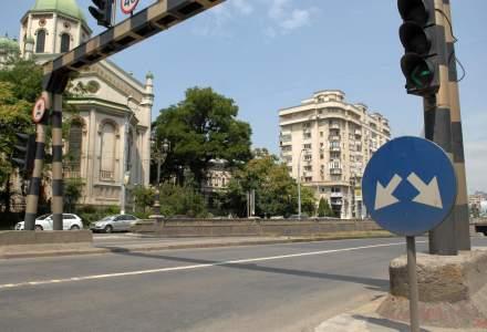 Masinile si motocicletele ar putea fi interzise pe strazile din Bucuresti intr-o zi din septembrie