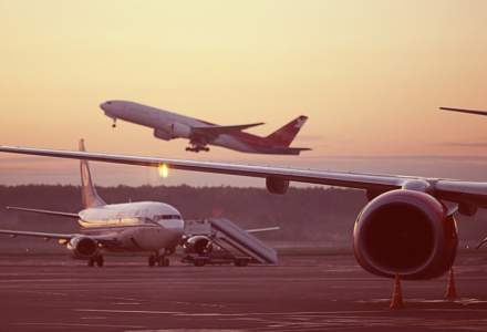 Radiografia transportului aerian in primele sase luni din 2018: aeroporturile cu cei mai multi pasageri