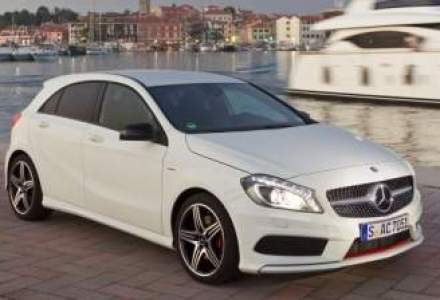 Test cu noul Mercedes-Benz Clasa A, primul pas intr-un viitor dinamic