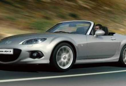 Mazda MX-5 facelift va costa 19.000 euro
