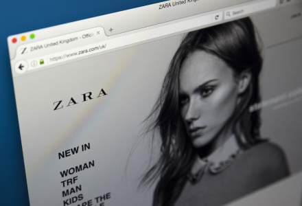 Proprietarul Zara planuieste sa vanda online in lumea intreaga toate cele 8 branduri pana in 2020