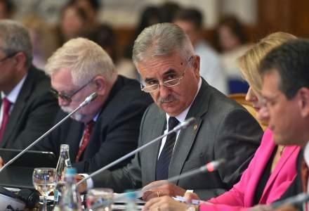 Viorel Stefan, vicepremier: Situatia economica este mai buna decat calificativele agentiilor; vreau sa fiu brokerul vostru si sa va recomand Romania