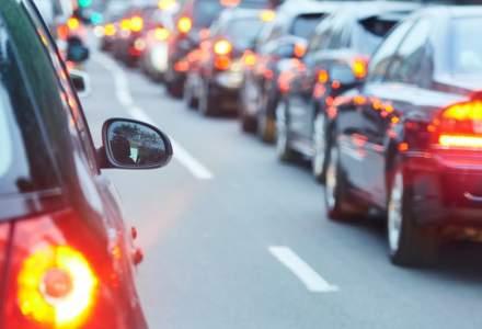 Capitala, lider la inmatriculari auto, desi drumurile au nenumarate probleme, iar proiectele de infrastructura stagneaza