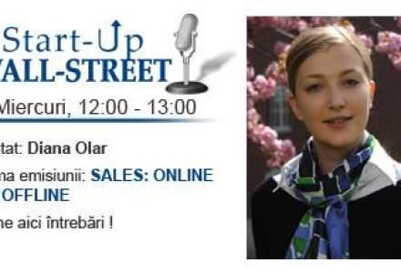 A studiat in SUA, s-a intors in Romania si vrea sa reuseasca in antreprenoriat. Urmareste emisiunea Start-Up Wall-Street