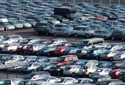 Piata auto a scazut cu 16%, in primul semestru