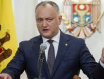 Igor Dodon, internat in...
