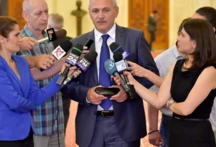 Liviu Dragnea vorbeste despre conflictul cu Gabriela Firea: Nu pot sa fiu de acord cu acuzatiile la adresa Guvernului nostru