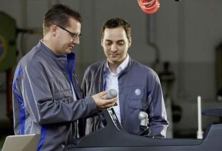 """Volkswagen vrea sa introduca piese imprimate 3D in productia de masa: """"Scopul este sa le integram cat mai repede in viitoarele noastre modele"""""""