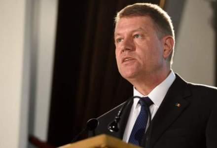 Klaus Iohannis se intalneste joi cu delegatia Comisiei de la Venetia