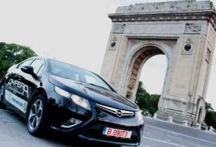 Opel Ampera a ajuns in Romania. Reviziile cumulate in primii 5 ani sunt de 600 euro