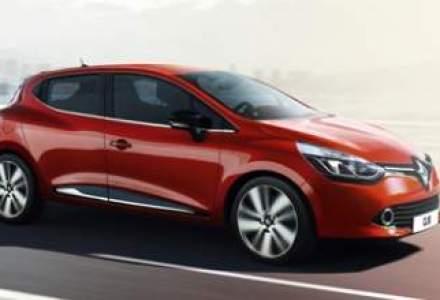 Noul Renault Clio IV costa de la 10.200 euro