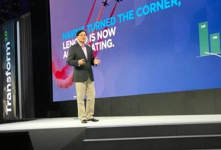 Lenovo, parteneriat de miliarde in zona de stocare, noi solutii si produse