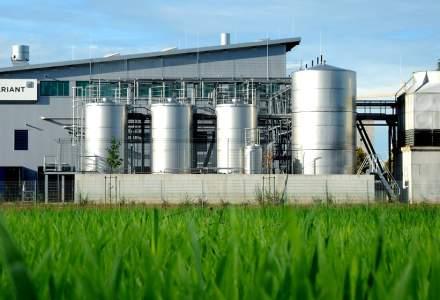 Fabrica de 100 mil. euro la Podari: O companie elvetiana scoate etanol din paiele oltenesti