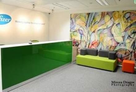 Firma care aduce Viagra in Romania. Cum arata biroul Pfizer