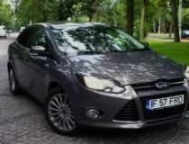 Test cu Ford Focus si motorul...