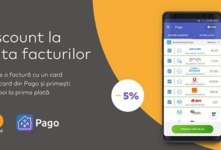 Pago integreaza un sistem de recompensare cu puncte pentru utilizatori si da startul unei campanii de cash-back impreuna cu Mastercard