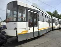 Circulatia tramvaiului 41,...