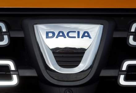 Inmatricularile Dacia in Europa au crescut cu 37% in luna august