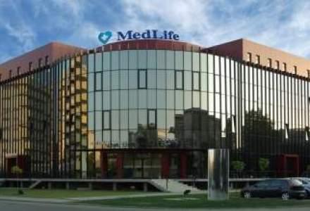 Maternitatile MedLife au inregistrat 1.200 de nasteri in sase luni