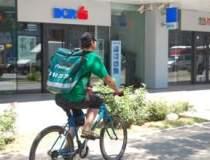 (P)Viteza echipei de ciclisti...