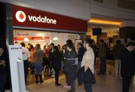 Vodafone isi deschide primul magazin de tip concept store in AFI Palace Cotroceni