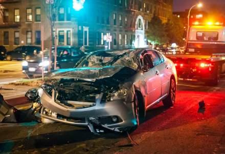 Omniasig a platit daune de 6,5 mil. lei pe o polita RCA, in contul unui accident care a avut loc in Franta, din cauza vitezei excesive