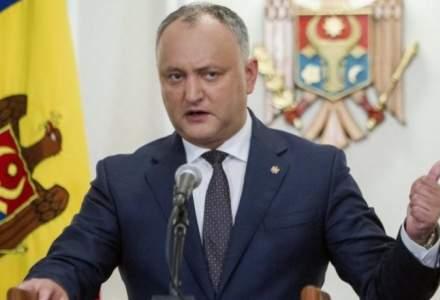 Presedintele Republicii Moldova, Igor Dodon, suspendat, din nou, din functie