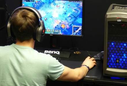 Ce afaceri face industria dezvoltatoare de jocuri video in Romania