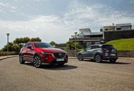 Mazda CX-3 a primit o noua motorizare diesel
