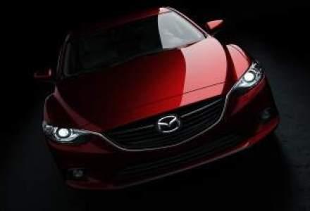Primele poze oficiale cu Mazda6