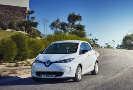Renault dezvolta un sistem de stocare a energiei din baterii pentru masini electrice: acesta va asigura consumul unui oras cu 5.000 de locuitori
