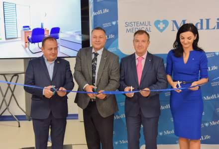 MedLife se extinde in Oradea: Deschide o noua hyperclinica si preia un centru de imagistica