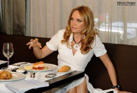 Pranz cu Manuela Necula, managerul care spune ca totul e posibil. A dat cu mopul, a facut pizza si a ajuns CEO