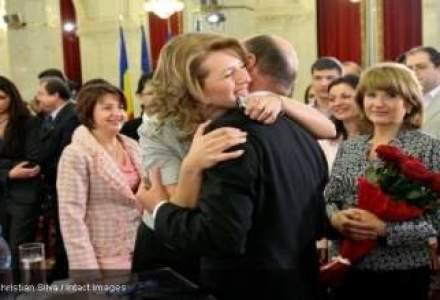 Ioana Basescu, notar de un milion de euro