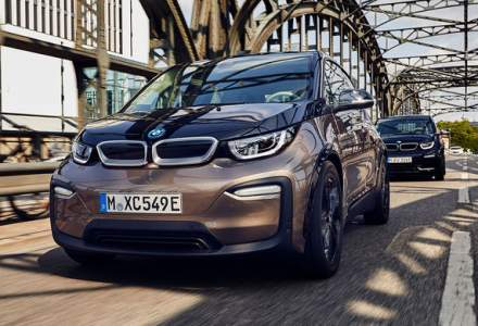 Imbunatatiri pentru BMW i3 si i3 S: baterie de 42.2 kWh si autonomie de pana la 310 kilometri conform standardului WLTP