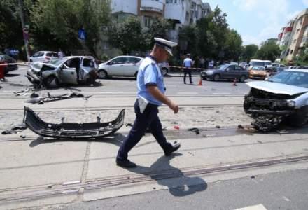 """""""Soselele groazei"""" unde s-au produs accidentele rutiere grave din ultimele luni"""