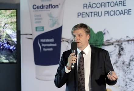 Serge Nicollerat, Servier: Sa activezi in domeniul farmaceutic in Romania inseamna sa raspunzi zilnic multor provocari