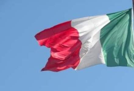 Costurile de finantare ale Italiei au scazut, in asteptarea masurilor BCE