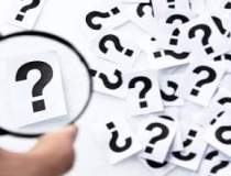 Trei intrebari simple pe care...