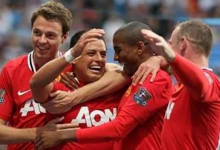 Manchester United a listat 10% din club la New York. Vezi cat poate castiga