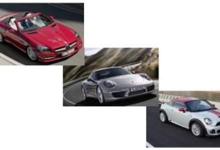 Top: Cele mai atragatoare masini (FOTO)